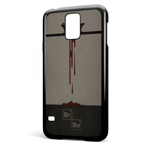 Bloody Breaking Bad Samsung Galaxy S5 Case Cover ISVA572