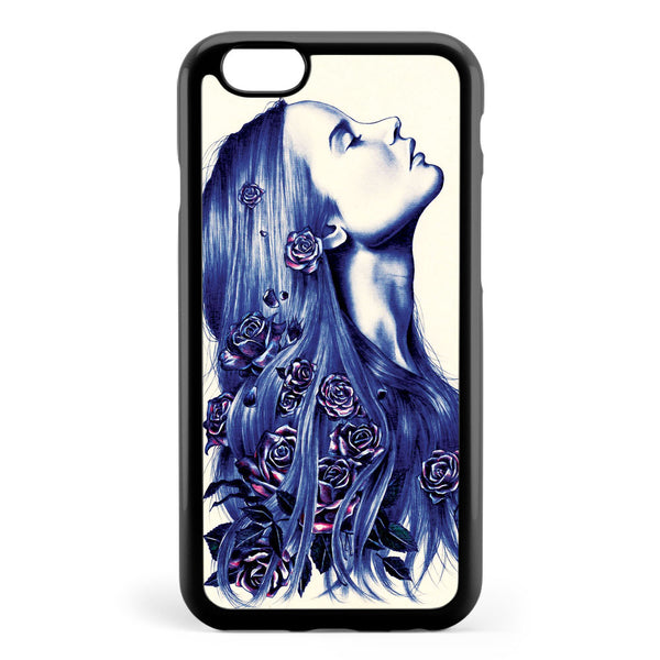 Bloom Apple iPhone 6 / iPhone 6s Case Cover ISVB419