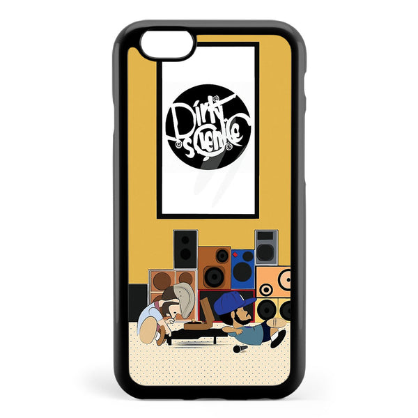 Blu & Exile Peanuts Apple iPhone 6 / iPhone 6s Case Cover ISVD861