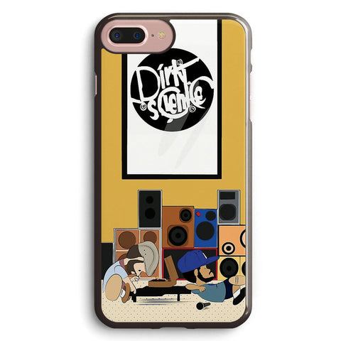 Blu & Exile Peanuts Apple iPhone 7 Plus Case Cover ISVD861