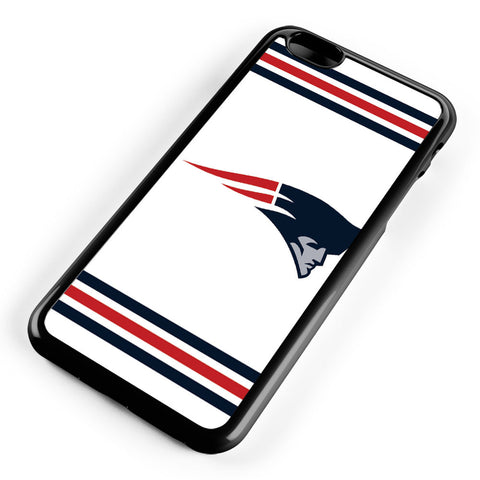 Blue and Red New England Patriots Logo Apple iPhone 6 Plus / iPhone 6s Plus ISVA198