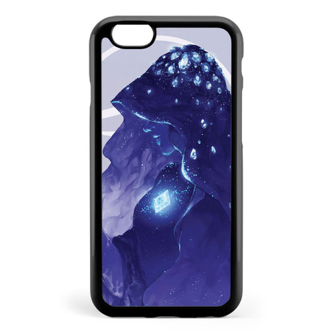 Blue Diamond Apple iPhone 6 / iPhone 6s Case Cover ISVH348
