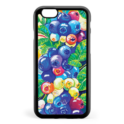 Blueberries  I Apple iPhone 6 / iPhone 6s Case Cover SVD2306