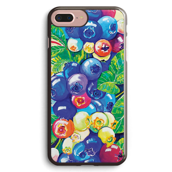 Blueberries  I Apple iPhone 7 Plus Case Cover SVD2306