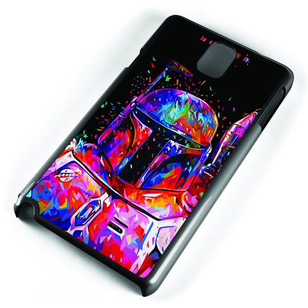 Boba Fett Pop Art Samsung Galaxy Note 3 Case Cover ISVA352
