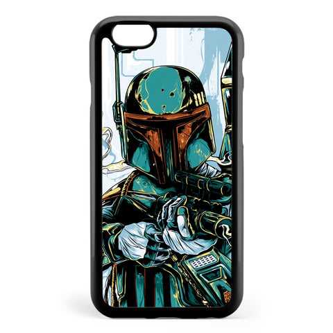 Bounty Hunter Star Wars Apple iPhone 6 / iPhone 6s Case Cover ISVA832