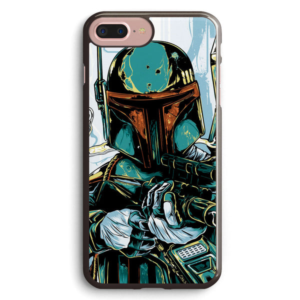 Bounty Hunter Star Wars Apple iPhone 7 Plus Case Cover ISVA832