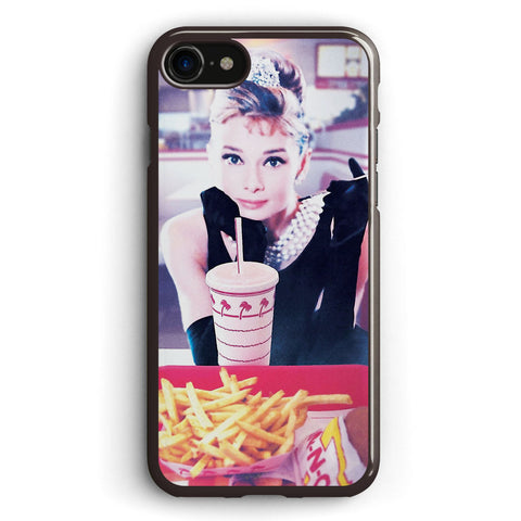 Breakfast at in out Apple iPhone 7 Case Cover ISVD869