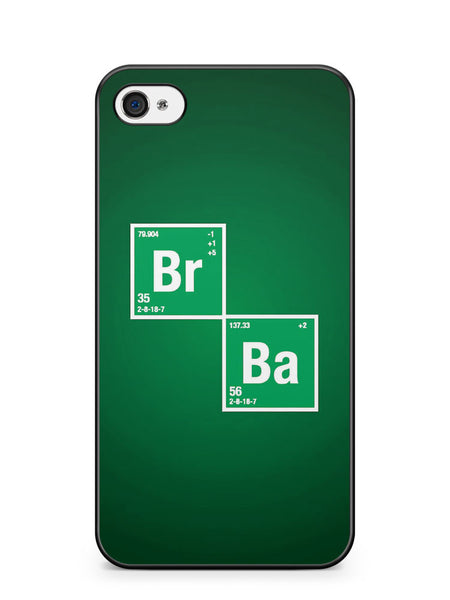 Breaking Bad Generator Apple iPhone 4 / iPhone 4S Case Cover ISVA571