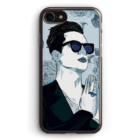 Brendon Urie Art Print Apple iPhone 7 Case Cover ISVE414
