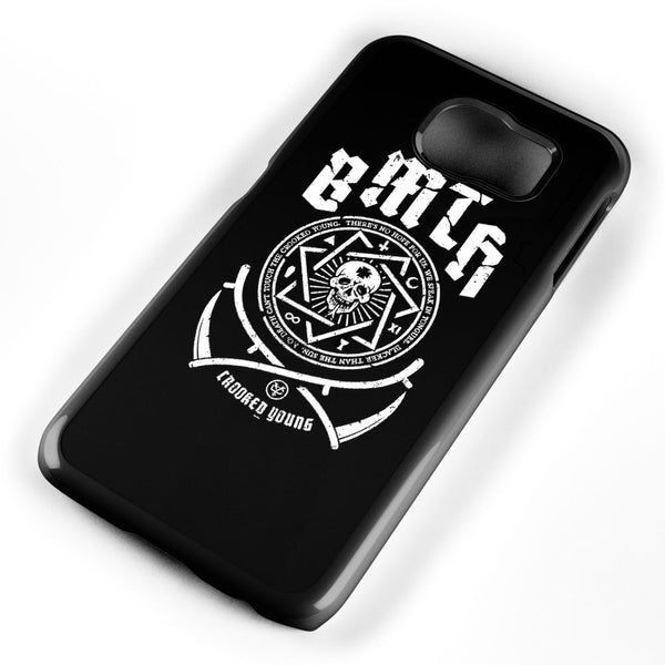 Bring Me the Horizon Crooked Young Samsung Galaxy S6 Case Cover ISVA476