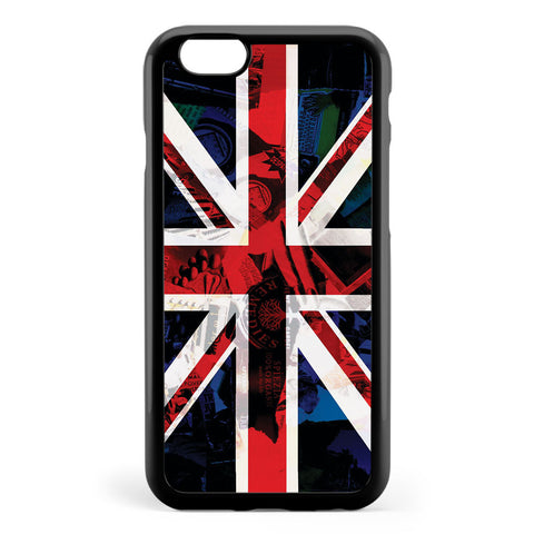 British Punk Flag Apple iPhone 6 / iPhone 6s Case Cover ISVC648