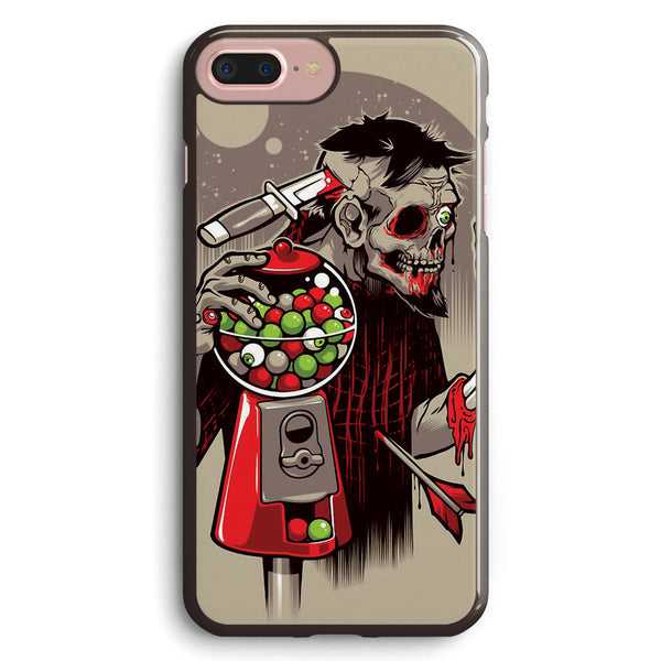 Bubbleye Gum Skull Apple iPhone 7 Plus Case Cover ISVC004