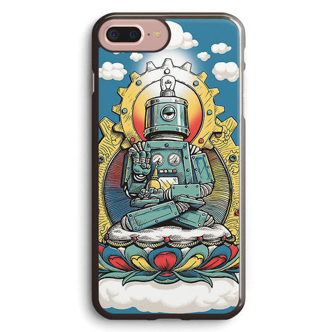 Buddha Bot V6 Apple iPhone 7 Plus Case Cover ISVD871