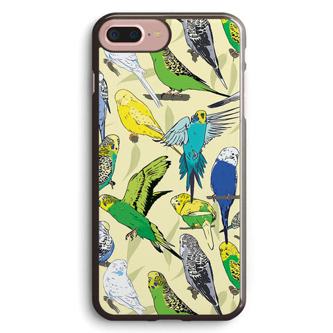Budgies Pale Apple iPhone 7 Plus Case Cover ISVD255