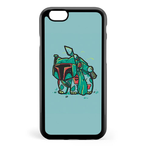 Bulba Fett Apple iPhone 6 / iPhone 6s Case Cover ISVF609