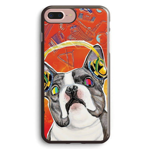 Bulldog Apple iPhone 7 Plus Case Cover ISVB431