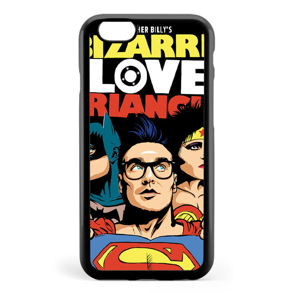 Butcher Billy's Bizarre Love Triangle the Post Punk Edition Apple iPhone 6 / iPhone 6s Case Cover ISVF613