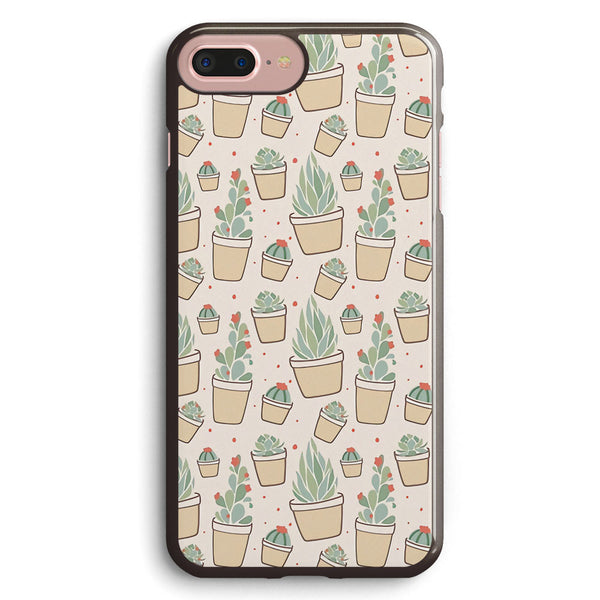 Cactus and Succulent Plants Apple iPhone 7 Plus Case Cover ISVD262