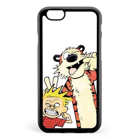 Calvin and Hobbes Apple iPhone 6 / iPhone 6s Case Cover ISVC654