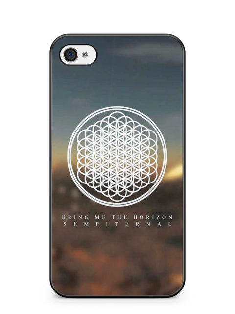 Can You Feel My Heart Bring Me the Horizon Apple iPhone 4 / iPhone 4S Case Cover ISVA511