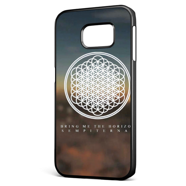 Can You Feel My Heart Bring Me the Horizon Samsung Galaxy S6 Edge Case Cover ISVA511