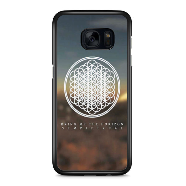 Can You Feel My Heart Bring Me the Horizon Samsung Galaxy S7 Edge Case Cover ISVA511