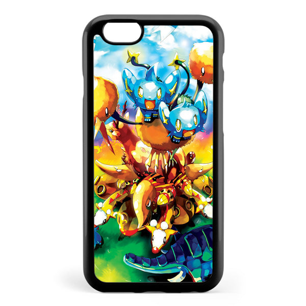 Can't Wait to Be King Pokemon Apple iPhone 6 / iPhone 6s Case Cover ISVF616