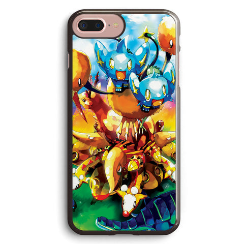 Can't Wait to Be King Pokemon Apple iPhone 7 Plus Case Cover ISVF616