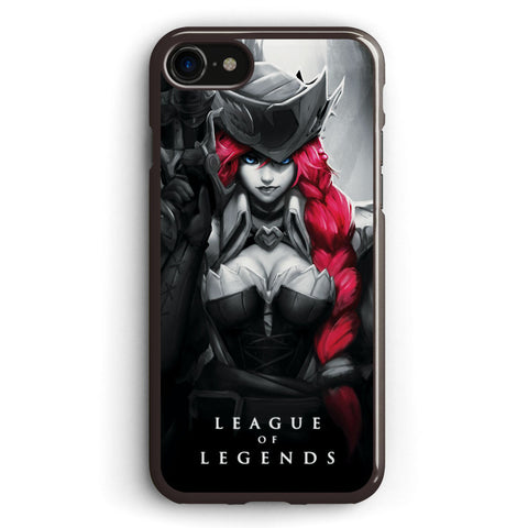 Captain Miss Fortune League of Legends Apple iPhone 7 Case Cover ISVB439