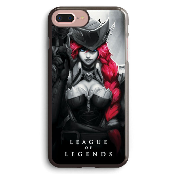 Captain Miss Fortune League of Legends Apple iPhone 7 Plus Case Cover ISVB439