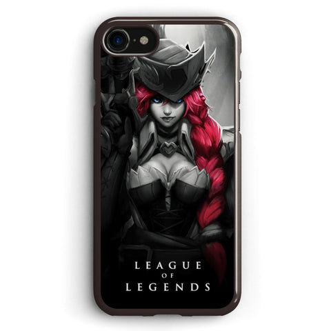 Captain Miss Fortune League of Legends Apple iPhone 7 Case Cover ISVC656