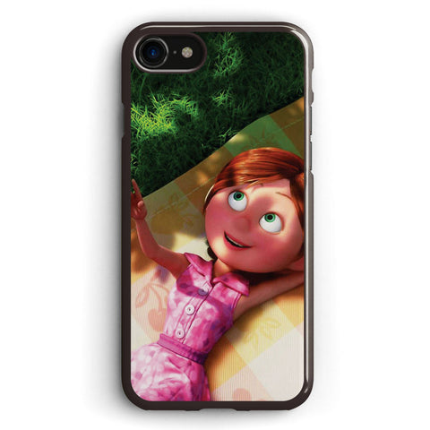 Carl and Ellie from Up Couple (ellie) Apple iPhone 7 Case Cover ISVC659