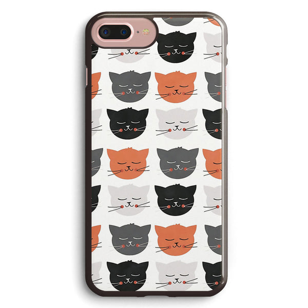 Cat Madness Apple iPhone 7 Plus Case Cover ISVH750