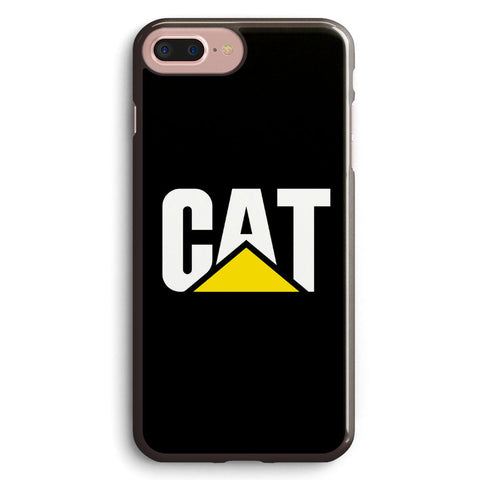 Caterpillar Logo Apple iPhone 7 Plus Case Cover ISVH749