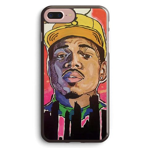 Chance 3 Coloring Book Apple iPhone 7 Plus Case Cover ISVH752