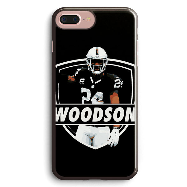 Charles Woodson Oakland Raiders Apple iPhone 7 Plus Case Cover ISVE990
