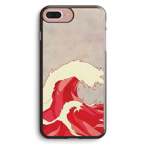 Cherry Waves Apple iPhone 7 Plus Case Cover ISVE441