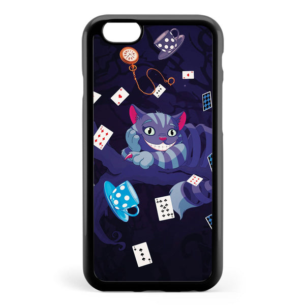 Cheshire Cat Cards Apple iPhone 6 / iPhone 6s Case Cover ISVE993