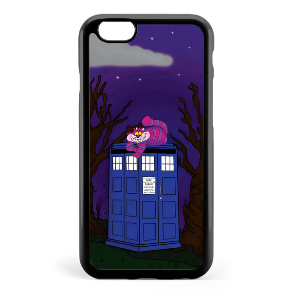 Cheshire of Time and Space Apple iPhone 6 / iPhone 6s Case Cover ISVH754