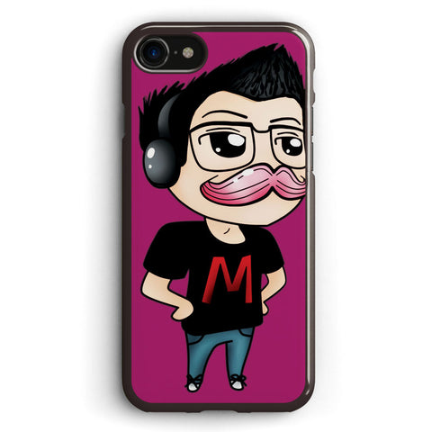 Chibi Markiplier Apple iPhone 7 Case Cover ISVG040