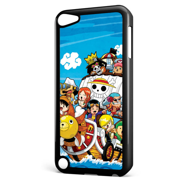 Chibi One Piece Apple iPod Touch 5 Case Cover ISVA595