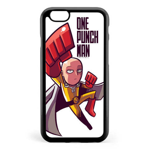 Chibi Saitama Apple iPhone 6 / iPhone 6s Case Cover ISVA851