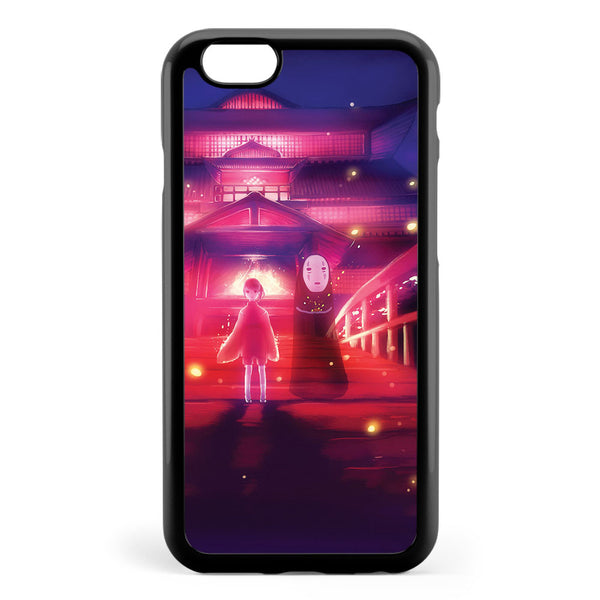 Chihiro and No Face Apple iPhone 6 / iPhone 6s Case Cover ISVG468
