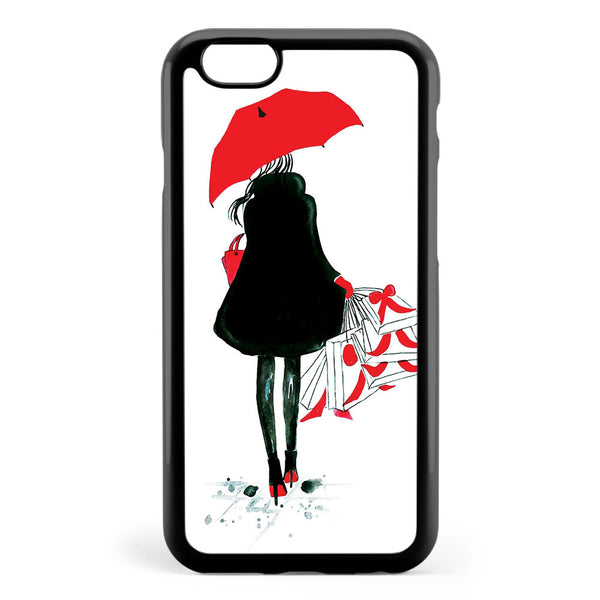 Christmas in Town Apple iPhone 6 / iPhone 6s Case Cover ISVB451