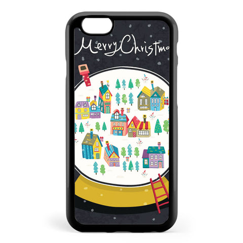 Christmas Snow Globe Apple iPhone 6 / iPhone 6s Case Cover ISVA856