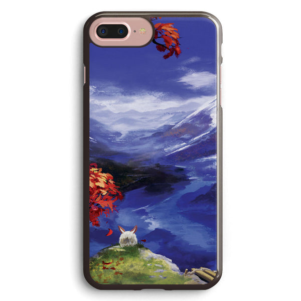Chrono Trigger Mountains re Nice Apple iPhone 7 Plus Case Cover ISVH755