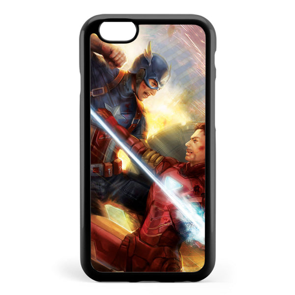 Civil War and See U in Nycc Apple iPhone 6 / iPhone 6s Case Cover ISVG473