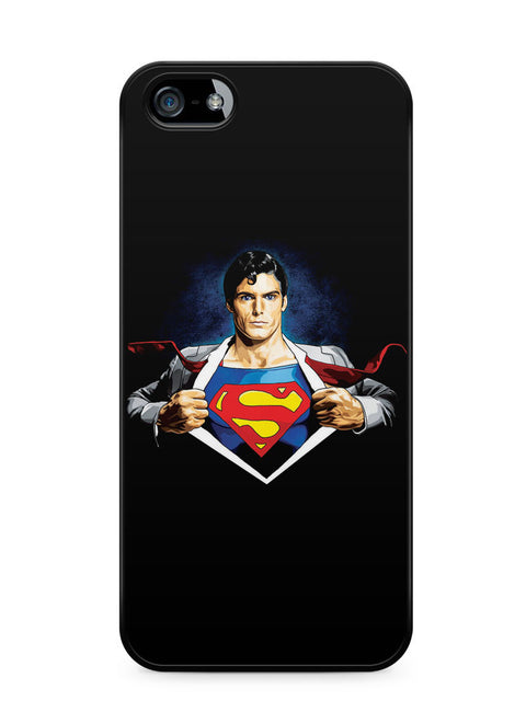 Clark Superman Apple iPhone 5c Case Cover ISVA021