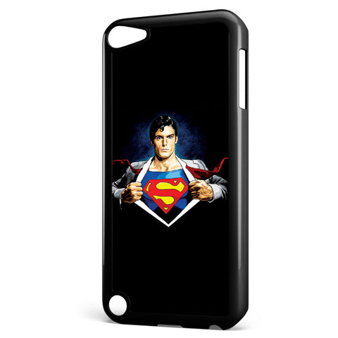 Clark Superman Apple iPod Touch 5 Case Cover ISVA021